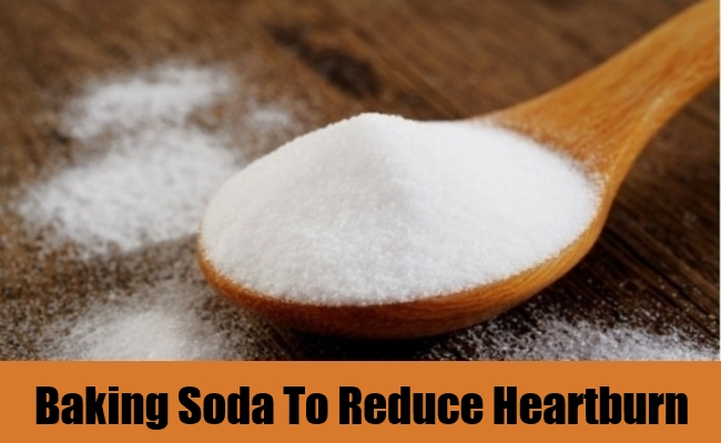 Baking Soda To Reduce Heartburn