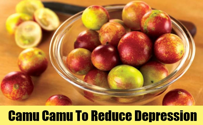 Camu Camu To Reduce Depression