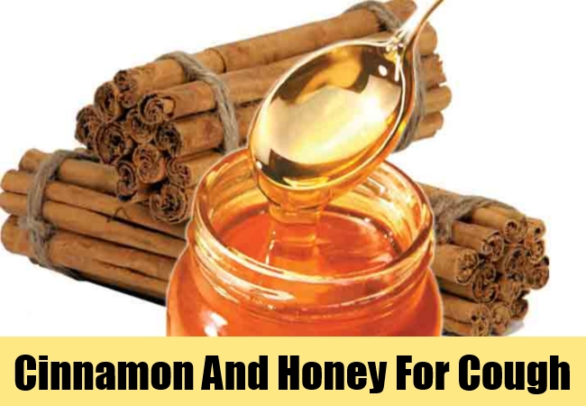 Cinnamon And Honey For Cough