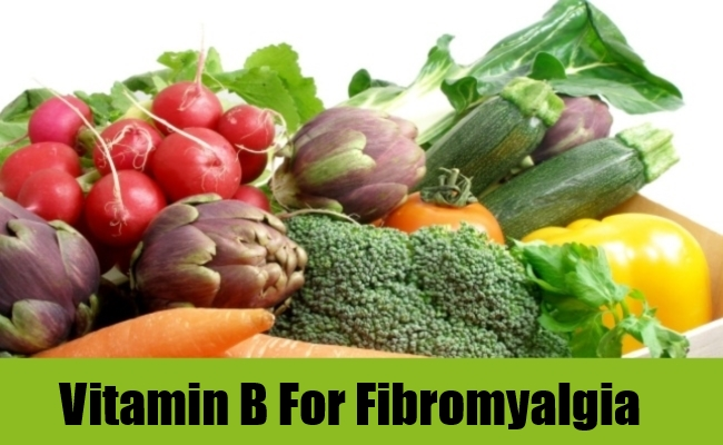Vitamin B For Fibromyalgia