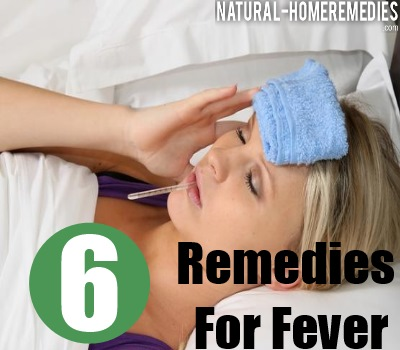 fever adult Treating in