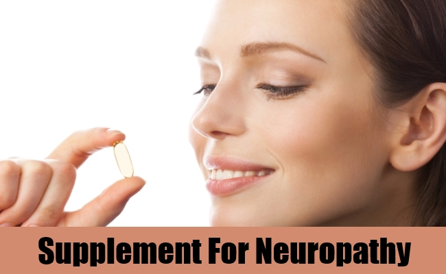 Supplement For Neuropathy
