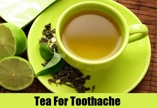 Tea For Toothache