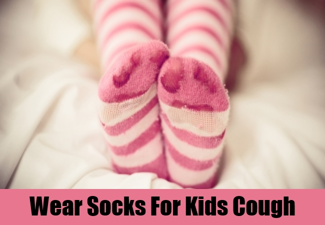 Wear Socks For Kids Cough