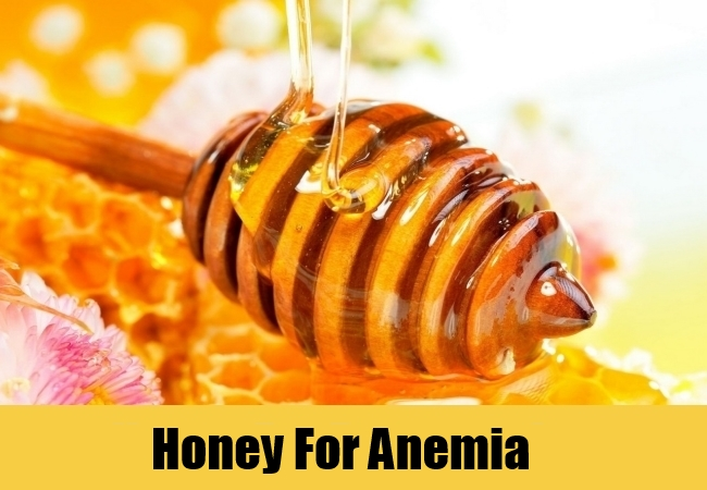 Honey For Anemia