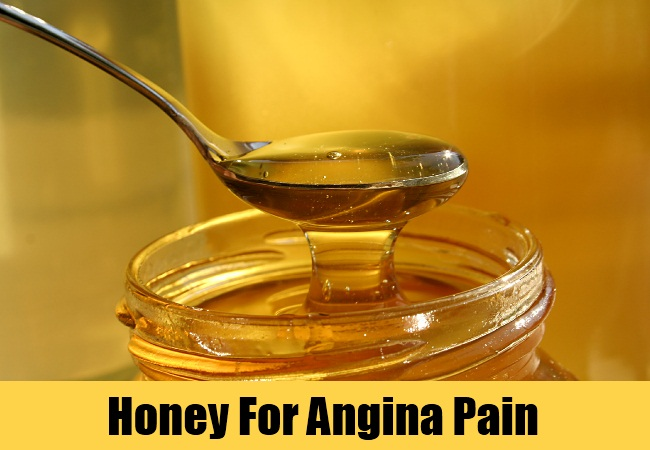 Honey For Angina Pain