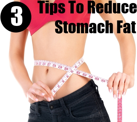 Tips To Reduce Stomach Fat
