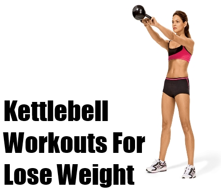 Kettlebell Workouts Can Help You Lose Weight