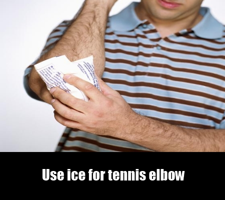 Use ice