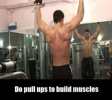 Do pull ups