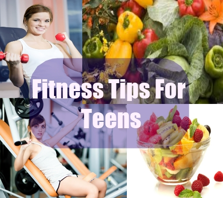Fitness Tips For Teens