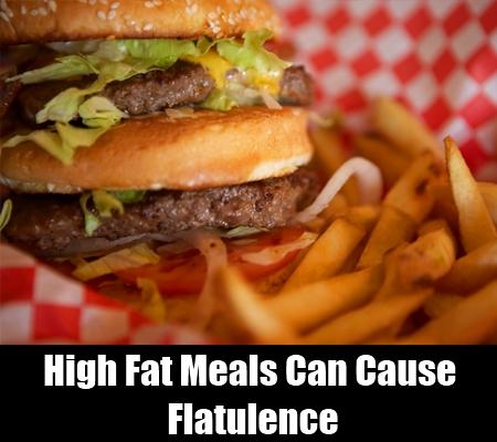 High Fat Meals