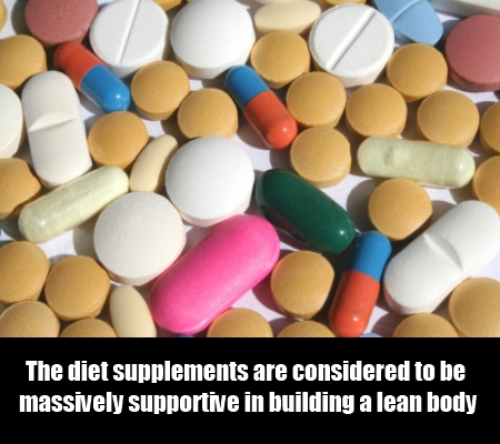 Take The diet supplements