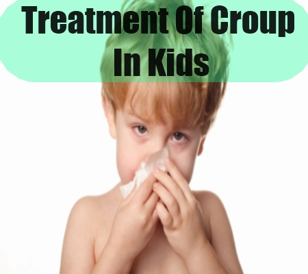 Treatment Of Croup In Kids