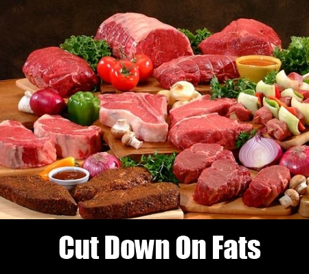 Cut Down On Fats