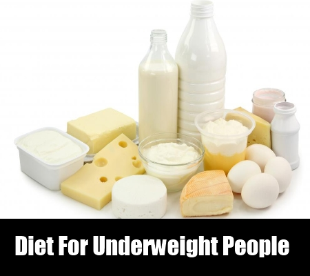 Diet For Underweight People