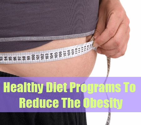 Diet To Reduce Obesity