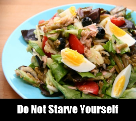 Do Not Starve Yourself
