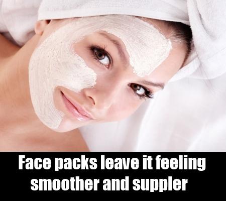 Face Masks, Scrubs And Sprays