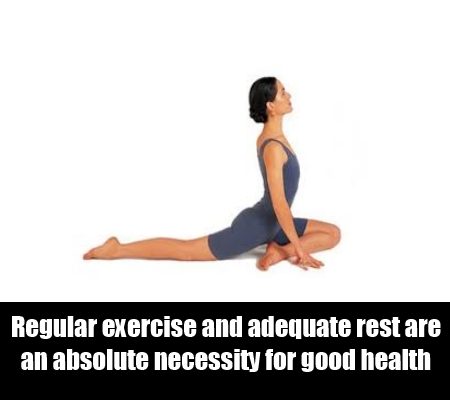 Lack Of Exercise And Rest