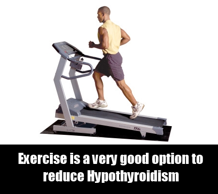 Role of Exercise in Hypothyroidism