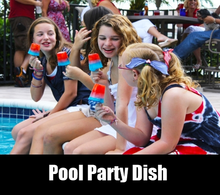 Pool Party Dish