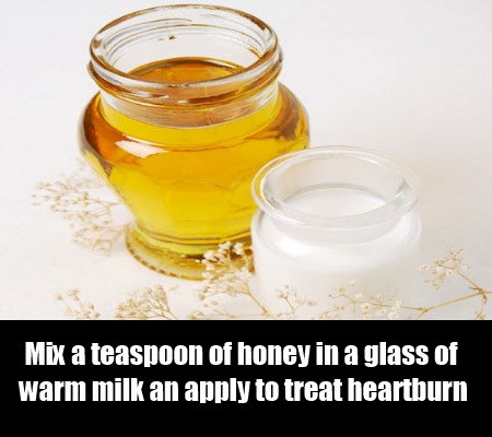 Get Relief with Milk and Honey
