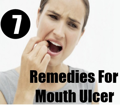 Remedies For Mouth Ulcer