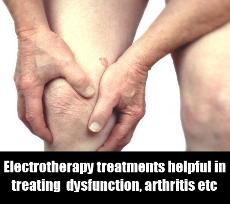 The Advantages Of The Electrotherapy Treatment
