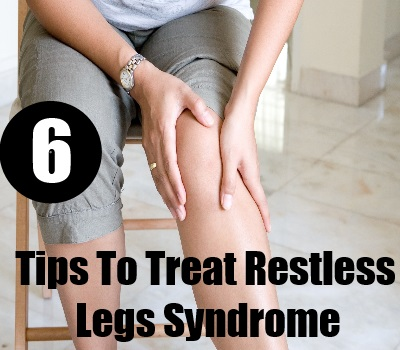 Treat Restless Legs Syndrome