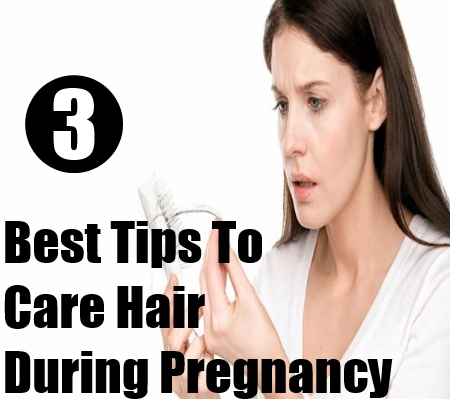 Caring For Hair During Pregnancy