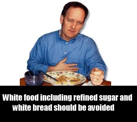 Foods Aggravating Acid Reflux Affect
