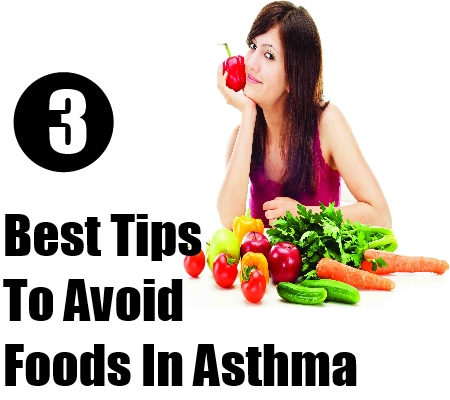 Foods To Avoid If You Have Asthma
