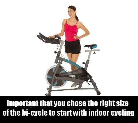 How To Lose Weight With Indoor Cycling