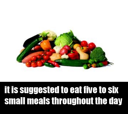 Eat Short Meals