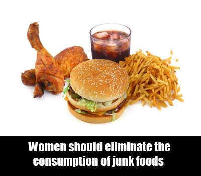 Eliminate Junk Foods From The Diet