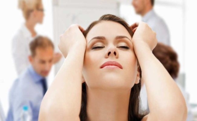 Stress Can Cause Fatigue