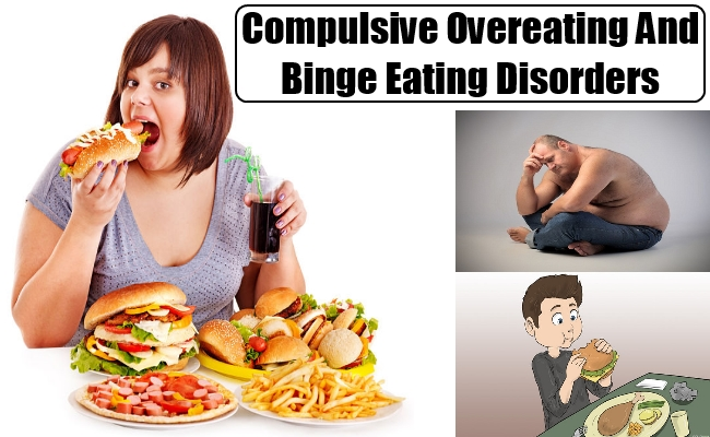 Overeating And Binge Eating Disorders