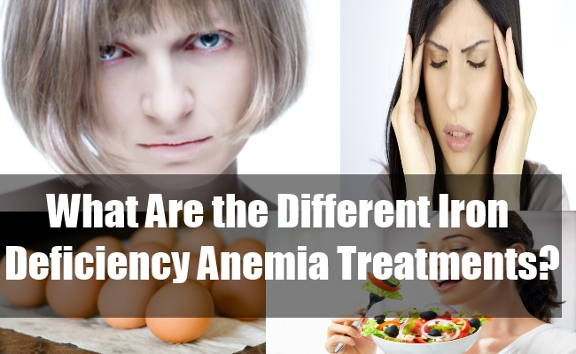 What Are the Different Iron Deficiency Anemia Treatments