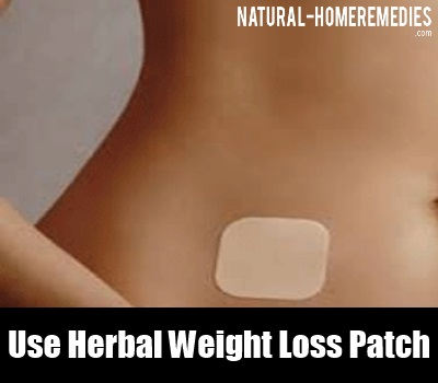 Herbal Weight Loss Patch