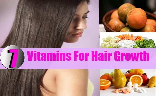 Vitamins for Faster Hair Growth