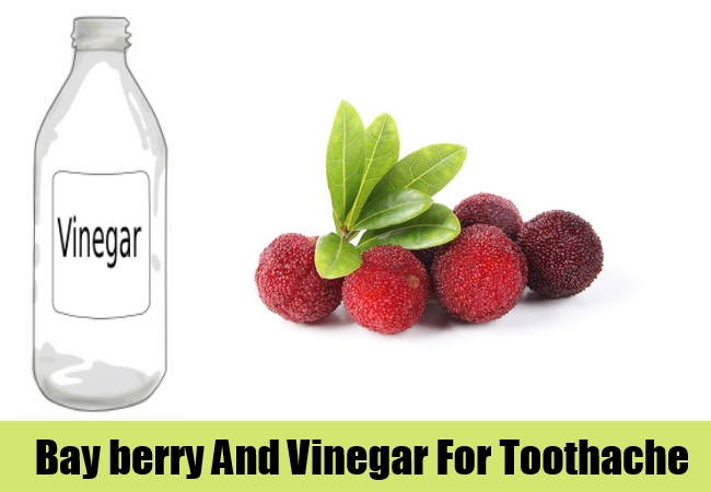 Bay berry And Vinegar