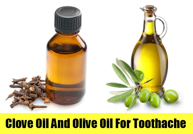 Clove Oil And Olive Oil