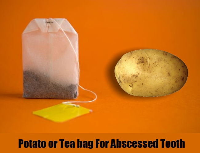 Tea Bag Or Potato