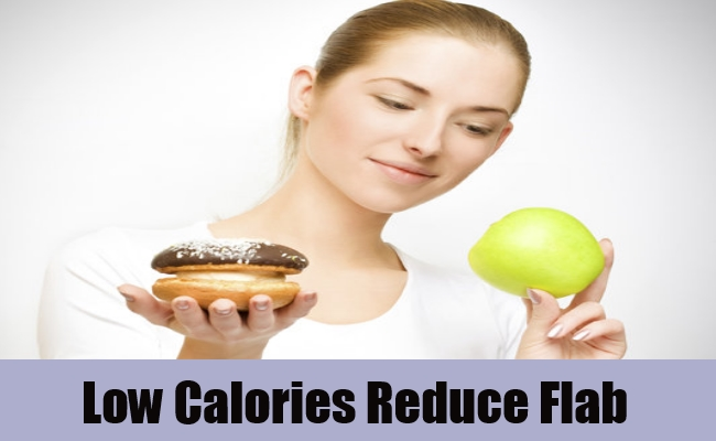 Low Calories Reduce Flab