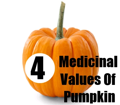 Medicinal Values Of Pumpkin