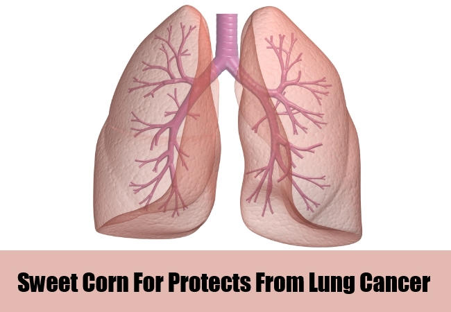 Protects From Lung Cancer