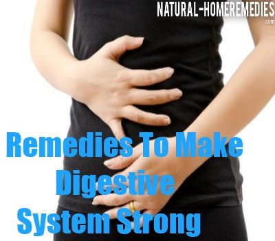 remedies for digestion