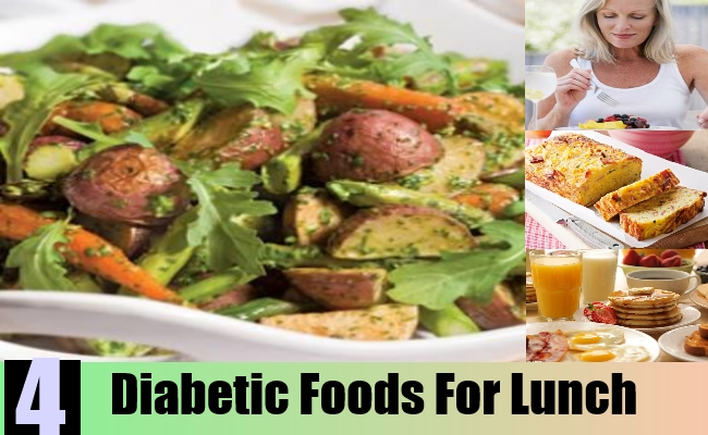 Diabetic Foods For Lunch