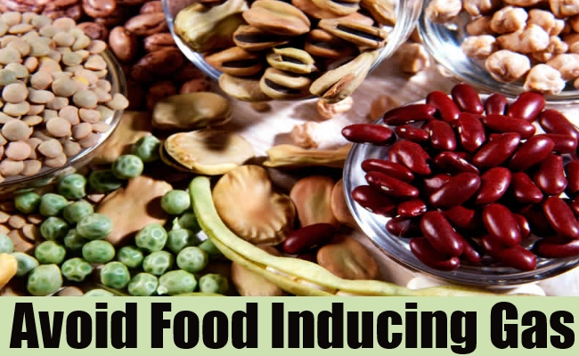 Foods Inducing Gas